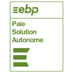 EBP Paie Solution Autonome 1 SIRET 1-48 bull./an